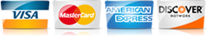 For AC in Spring Hill KS, we accept most major credit cards.